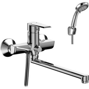 Смеситель для ванны Rossinka RS28 с поворотным изливом (RS28-33) смеситель rossinka rs28 31 для ванны