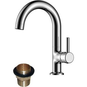 Смеситель для кухни Rossinka X с поворотным изливом (X25-24U) смеситель для кухни tsarsberg с поворотным изливом ис 240029