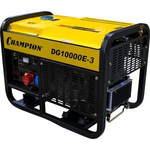 Генератор дизельный Champion DG10000E-3 акб champion dg3601e dg6501e dg6501e 3 c3505