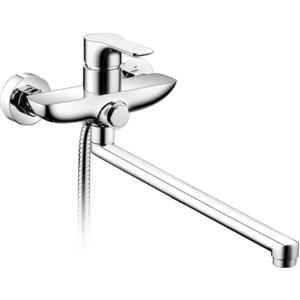 Смеситель Elghansa Berkshire для ванной с душем, хром (5372743) смеситель для мойки коллекция ecofow 5600207 однорычажный хром elghansa эльганза