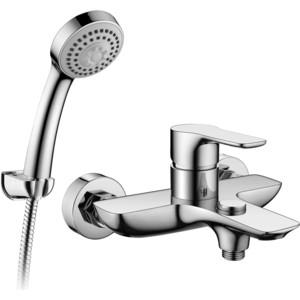 Смеситель Elghansa Berkshire для ваны,хром (2372743) смеситель для ванны коллекция kubus 23a9741 однорычажный хром elghansa эльганза