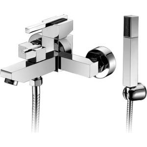 Смеситель Elghansa Kubus для ваны,хром (23B9741) смеситель для ванны коллекция kubus 23a9741 однорычажный хром elghansa эльганза