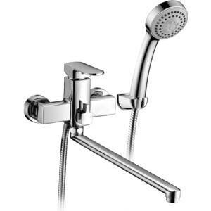 Смеситель Elghansa Scarlett для ваны, с душем, хром (5322225)  смеситель elghansa hezerley для ваны с душем хром 5365246