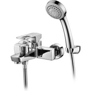 Смеситель Elghansa Scarlett New для ваны, с душем, хром (2322245) смеситель для ванны коллекция scarlett 5322245 однорычажный хром elghansa эльганза