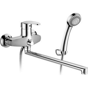 Смеситель Elghansa Stalle для ваны, с душем, хром (5301521) смеситель с душем недорого купить