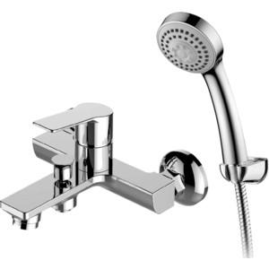 Смеситель Elghansa Wellesley для ваны, с душем, хром (2344844) смеситель для мойки коллекция ecofow 5600207 однорычажный хром elghansa эльганза