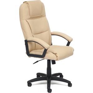 Кресло TetChair BERGAMO кож/зам бежевый 36-34