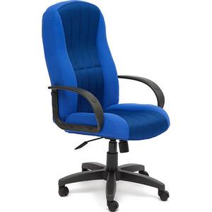 Кресло TetChair СН833 ткань/сетка синий/синий 2601/10 teclast синий