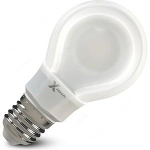 Энергосберегающая лампа X-flash XF-E27-FLT-A60-P-8W-4000K-220V Артикул 46768 энергосберегающая лампа x flash xf e27 bc p 6w 4000k 220v артикул 46966