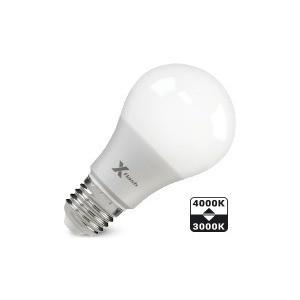 Энергосберегающая лампа X-flash XF-E27-TCL-A60-P-8W-3000/4000K-220V Артикул 46706 geko p 3000 e a shba