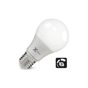 Энергосберегающая лампа X-flash XF-E27-TLL-A60-P-10W-3000K-220V Артикул 46669