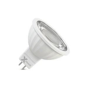 Энергосберегающая лампа X-flash XF-MR16-P-GU5.3-8W-3000K-220V Артикул 47277 встраиваемый светодиодный светильник x flash xf slsr p 70 8w 3000k 220v арт 46621