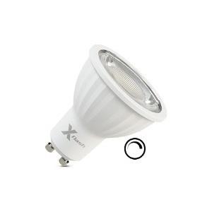 Энергосберегающая лампа X-flash XF-MR16D-P-GU10-8W-3000K-220V Артикул 47239 встраиваемый светодиодный светильник x flash xf slsr p 70 8w 3000k 220v арт 46621