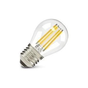 Филаментная светодиодная лампа X-flash XF-E27-FL-G45-4W-2700K-230V Артикул 47642