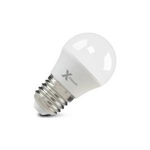 Энергосберегающая лампа X-flash XF-E27-G45-6.5W-4000K-230V Артикул 47543