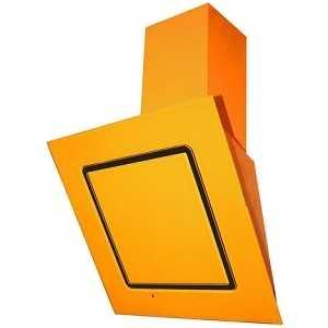 Вытяжка Elikor Оникс 60 оранжевый цена и фото