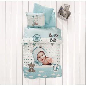 Детское постельное белье Deco bianca Bean для новорожденных (8854)