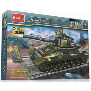 Конструктор Banbao Танк 330 деталей (8236)