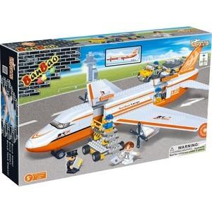 Конструктор Banbao Гражданская авиация от 5 лет 660 деталей (8281пц)