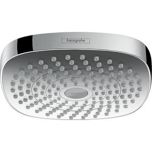 Верхний душ Hansgrohe Croma Select E180 (26524000) верхний душ croma select e 180 бел хром hansgrohe 26524400