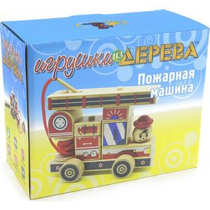 Мир деревянных игрушек Автомобиль-конструктор 2 (Д060)