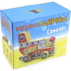 Фотография товара мир деревянных игрушек Автомобиль-конструктор 4 (Д062) (577160)