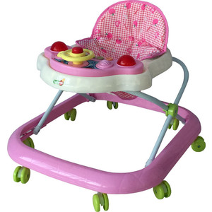 Ходунки BabyHit Action розовый babyhit simpy red
