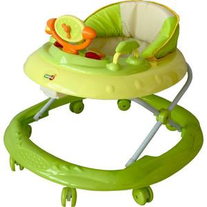 Ходунки BabyHit Balance зелёный