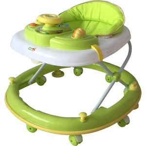 Ходунки BabyHit Clever зелёный