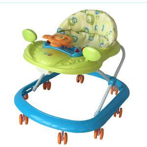 Ходунки BabyHit First Step зеленый