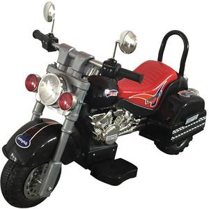 Электромобиль Baby Hit Chopper черный