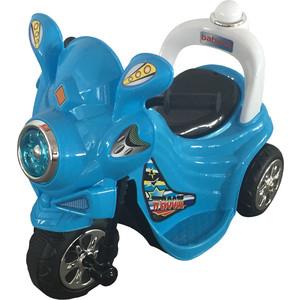Электромобиль BabyHit Wroom голубой