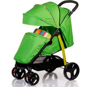 Kоляска прогулочная BabyHit Racy зеленая с полосками цена