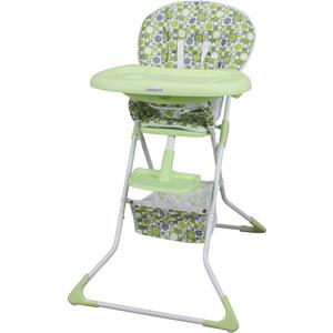 Стульчик для кормления Baby Hit Tasty Time зеленыей в круги