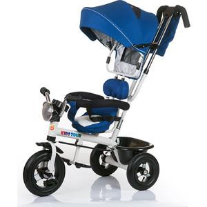 Велосипед BabyHit 3-х колесный Kids Tour синий
