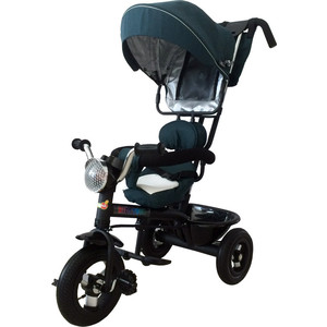 Велосипед Baby Hit 3-х колесный Kids Tour зелёный
