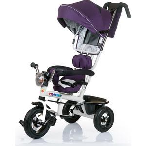 Велосипед Baby Hit 3-х колесный Kids Tour фиолетовый