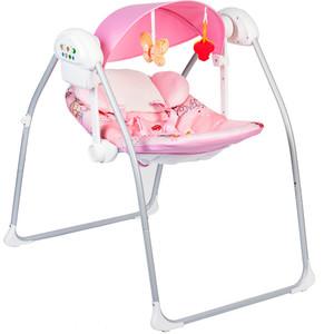 Электрокачели Baby Hit Deep Sleep розовый