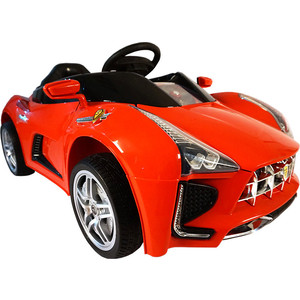 Электромобили BabyHit Sport Car красный fashionable car decoration car neon lights 15cm blue light