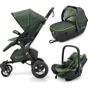 Коляска 3 в 1 Concord Neo Travel Set L.E. Jungle Green 2016