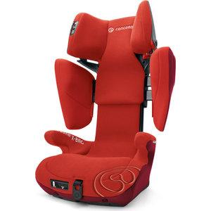 Автокресло Concord группа 2/3 Transformer X-BAG Tomato Red 2016