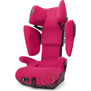 Автокресло Concord группа 2/3 Transformer X-BAG Rose Pink 2016