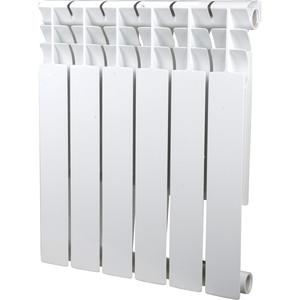Радиатор отопления Sira биметаллический Omega B 500 - 6 секций (CFOB05000680)