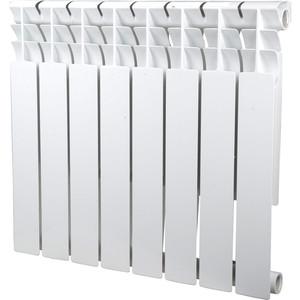 Радиатор отопления Sira биметаллический Omega B 500 - 8 секций (CFOB05000880)  sira s2 500 15 секций