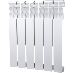 Радиатор отопления Sira биметаллический Omega BS 500 - 6 секций (CFOB05000675)