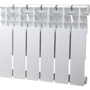 Радиатор отопления Sira биметаллический Omega B 350 - 6 секций (CFOB03500680)
