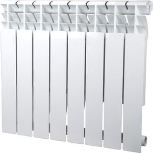 Радиатор отопления Sira алюминиевый литой Omega A 500 - 8 секций (CFOM05000880) warma 500 85 8 секций