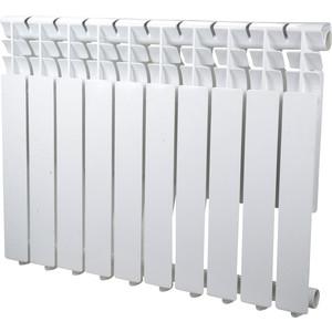 Радиатор отопления Sira алюминиевый литой Omega AS 500 - 10 секций (CFOM05001075) алюминиевый радиатор sira rovall80 350 8 секций