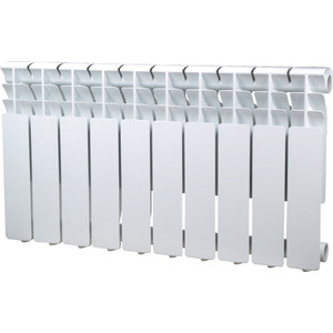 Радиатор отопления Sira алюминиевый литой Omega A 350 - 10 секций (CFOM03501080)
