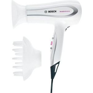 Фен Bosch PHD5987 фен bosch phd 5980 brilliantcare hairtype